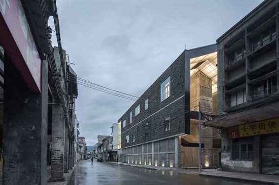 *롄저우 시 박물관-[ O-OFFICE ARCHITECTS ] LIANZHOU MUSEUM OF PHOTOGRAPHY