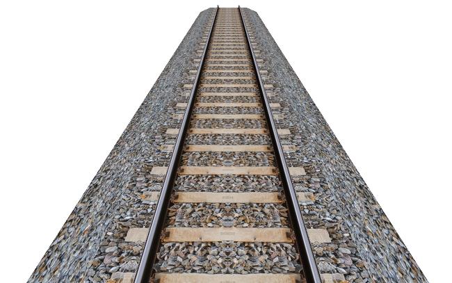 신/구 Rail 오브젝트