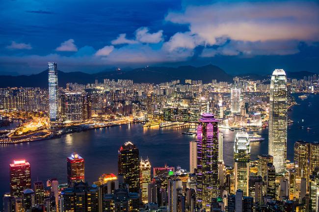 홍콩 자유여행 럭셔리 호텔 3곳 추천
