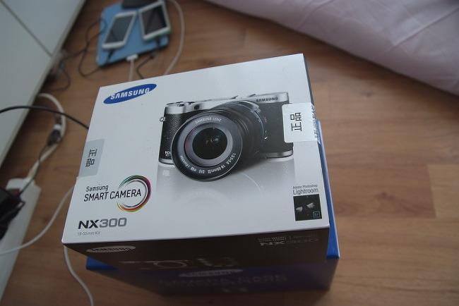 NX300 + 18-55mm