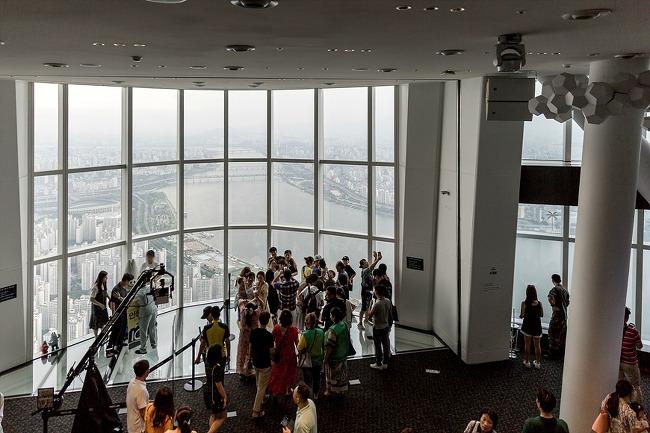 롯데월드타워 전망대, Seoul Sky