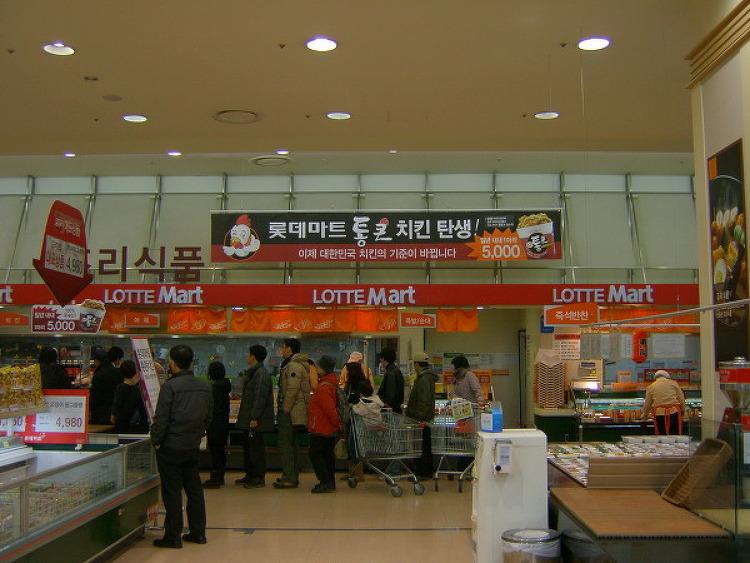 통큰 치킨과 기형적인 대한민국 치킨 시장