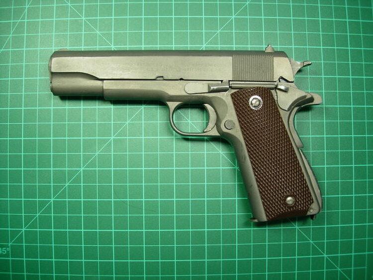 WA M1911A1 Self Custom