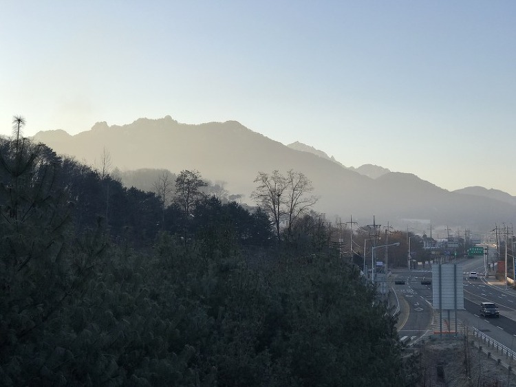 불암산 산행