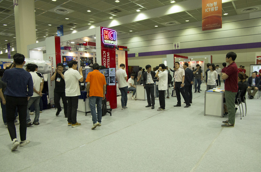 <2017 ICT 기술사업화 페스티벌> 간단 관람기