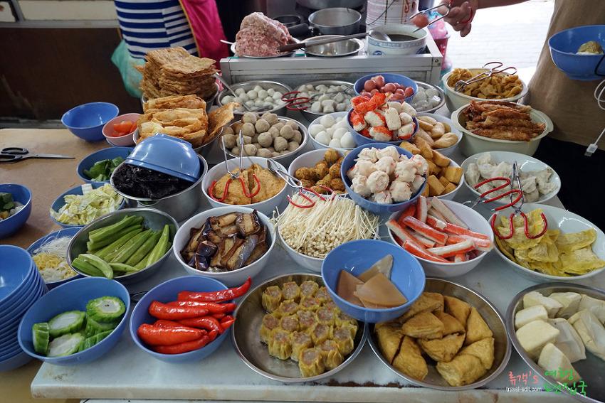 말레이시아 랑카위 맛집〃시원한 쌀국수 한그릇, 오키드 인탄 Orkid Intan