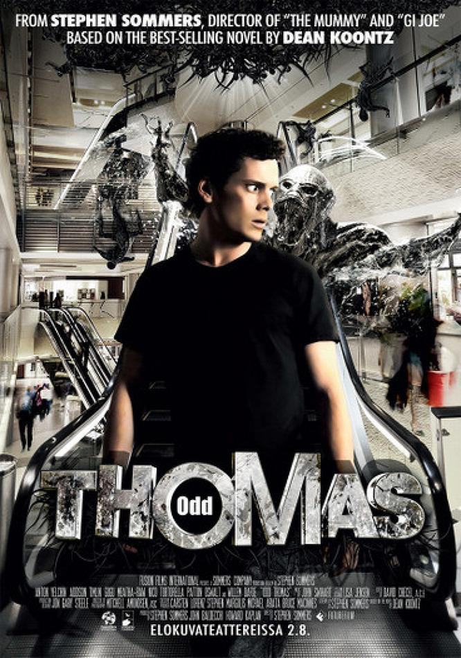 [무비툰] 오드 토머스 Odd Thomas, 2013