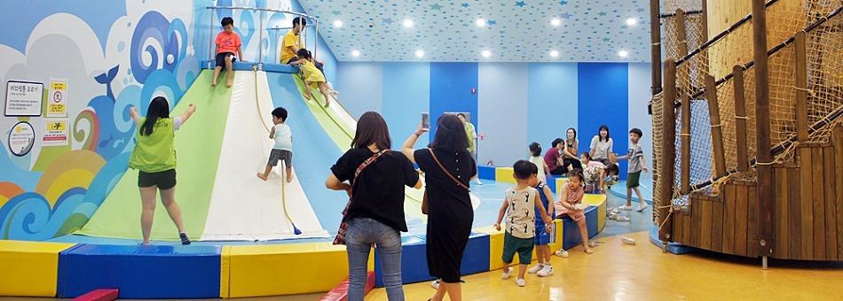 막바지 여름방학, 대전 어린이 회관 아이누리에서 직업 체험도 하고 상상 놀이터도 즐겨볼까요?