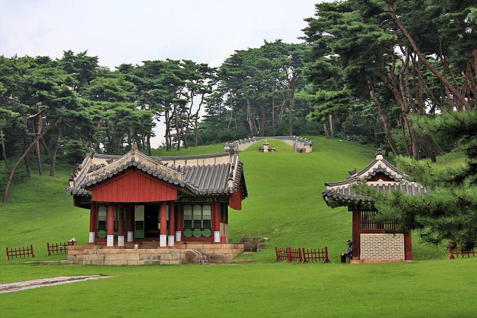 세계문화유산 사릉, 비운의 정순왕후 릉