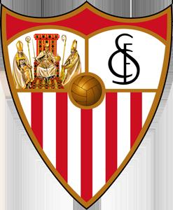 Sevilla FC emblem(crest)
