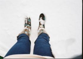 겨울 장화
