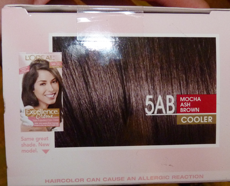Loreal Mocha Ash Brown Reviews  Dark Brown Hairs