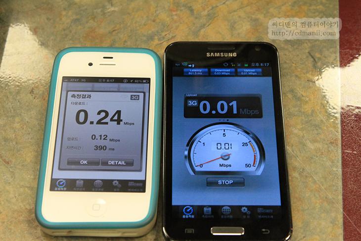 미국, 라스베거스, 라스 베거스, Las Vegas, 3G, 4G, KT, SKT, LGT, 와이브로, KT 와이브로 에그, 에그, egg, 데이터 무제한 로밍, 무제한, 로밍, 데이터, 폭탄, IT, CES2012, CES 2012, 대한항공, AA항공사,미국 라스베거스 3G 속도에 대해서 궁금했었습니다. CES2012를 보러갈 때 데이터 무제한 로밍도 해야하고 실제 사용은 어느정도 할 수 있는지 알아야했기 때문이죠. 실제로는 거의 못 썼습니다. 미국에서의 3G속도는 상당히 느려서 난감하더군요. 우리나라에서는 모바일 웹페이지 정도는 그냥 누르면 바로 뜨지만 모바일 웹페이지가 펜티엄 컴퓨터에서 아주 천천히 뜨는 그런 속도로 뜹니다. 가끔은 뜨지도 않을때도 있고.. 그래서 미리 KT 데이터 무제한 로밍을 하려고 안내전화를 받을 때 속도에 대해서는 전혀 알려주지 않던데 그런 이유가 있나보더군요. 물론 속도가 상대적일 수 있다고 말할 수 도 있겠지만, 제가 가본곳은 모두 다 느렸습니다. 가끔은 전화도 끊혀버리더군요. 다만 이렇게 느리더라도 데이터 무제한 로밍을 하지 않으면 요금 폭탄을 맞을 수 도 있기 때문에 해서 갔습니다. 물론 아예 데이터를 쓰지 않을 경우리면 데이터 사용을 차단해두면 됩니다.   KT는 제가 데이터 무제한 로밍을 했고, SKT 는 아는분이 또 데이터 무제한 로밍을 했기 때문에 이 두개를 기준으로 이야기를 해 보겠습니다. 무제한 로밍이 되면 AT&T로 바뀌어서 표기가 되는데 이 표기도 지역마다 조금 다르게 표기 될 수 있습니다. 숫자로 표기될때도 잇고 이상한 무늬로 표기될 때 도 있고, 다만 안내원의 이야기를 들어보니 AT&T 가 아닌 다른 문자나 그림으로 출력되더라도 걱정하지 않고 써도 된다더군요. AT&T 일때만 데이터 통신이 되기 때문이랍니다. 다른것으로 연결이 만약 되었다고 치더라도 사용이 안된다더군요.  미국으로 출발하는 대한항공 기내에서는 3G를 사용할 수 없습니다. 휴대폰의 사용이 제한받기 때문이죠. 그런데 미국내의 항공사를 이용하면 대부분 WiFi 를 쓸 수 있습니다. 속도도 그래도 꽤 나오는 편입니다. 물론 우리가 알고 있는 그정도 속도는 아니지만 그래도 이정도 속도면 쓸 만 하더군요.  3G 데이터 무제한 로밍은 해외여행전에 미리 114에 전화를 걸어서 신청해놓을 수 있습니다. 한국시간 기준으로 약간 넉넉하게 신청해둔 뒤 귀국 후 취소전화를 하면 됩니다. 아니면 딱 맞춰서 신청을 해놓으면 자동으로 데이터 무제한 로밍이 시작되고 차단도 됩니다. 만약 신청을 못했더라도 너무 걱정은 마세요. 비행기 출발 전 공항 내부에도 SKT, KT , LGT 모든 통신사가 있으니 잠깐 들르셔서 데이터 무제한 로밍을 신청하시면 됩니다.  해외에 도착하면 폰을 끈 상태에서 다시 켠 뒤 몇가지 설정을 해주면 바로 시작 됩니다. 이런 부분을 통신사에서 자세히 알려줍니다. 잘 모르겠다고 하면 문자로도 친절히 모두 보내줍니다. 만약 못받았다고 치더라도 걱정마세요. 해외에 딱 도착해서 폰을 켜자마자 무수한 안내 문자가 먼저 날라옵니다.  이제부터 제가 CES2012를 다녀오면서 3G를 사용한 흔적을 적어보도록 하겠습니다.