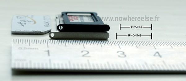 아이폰5 LTE 나노 유심