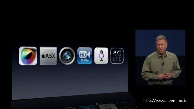 아이폰5 기능들