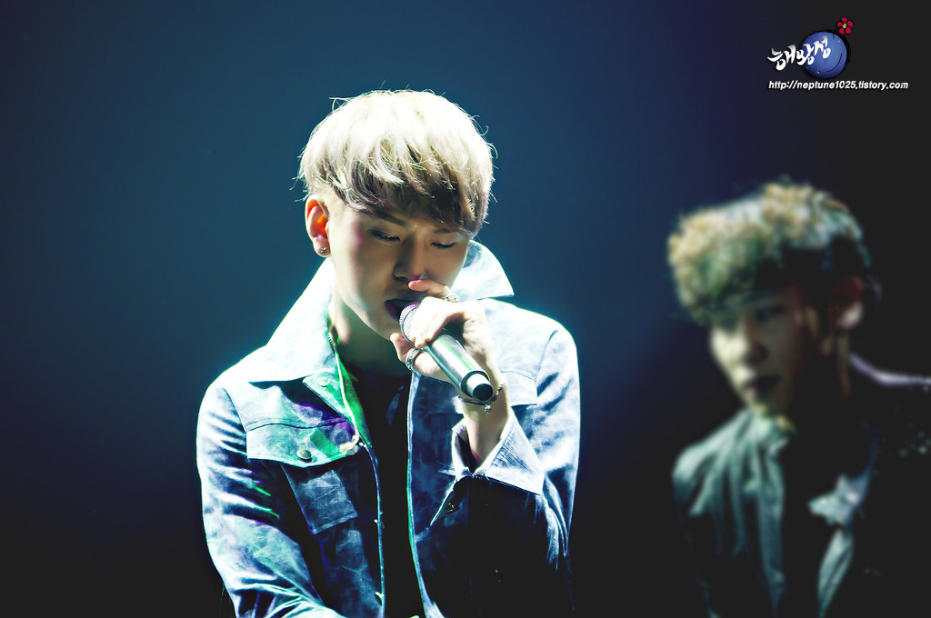 120204 BEAUTIFUL SHOW < 용준형 3 >