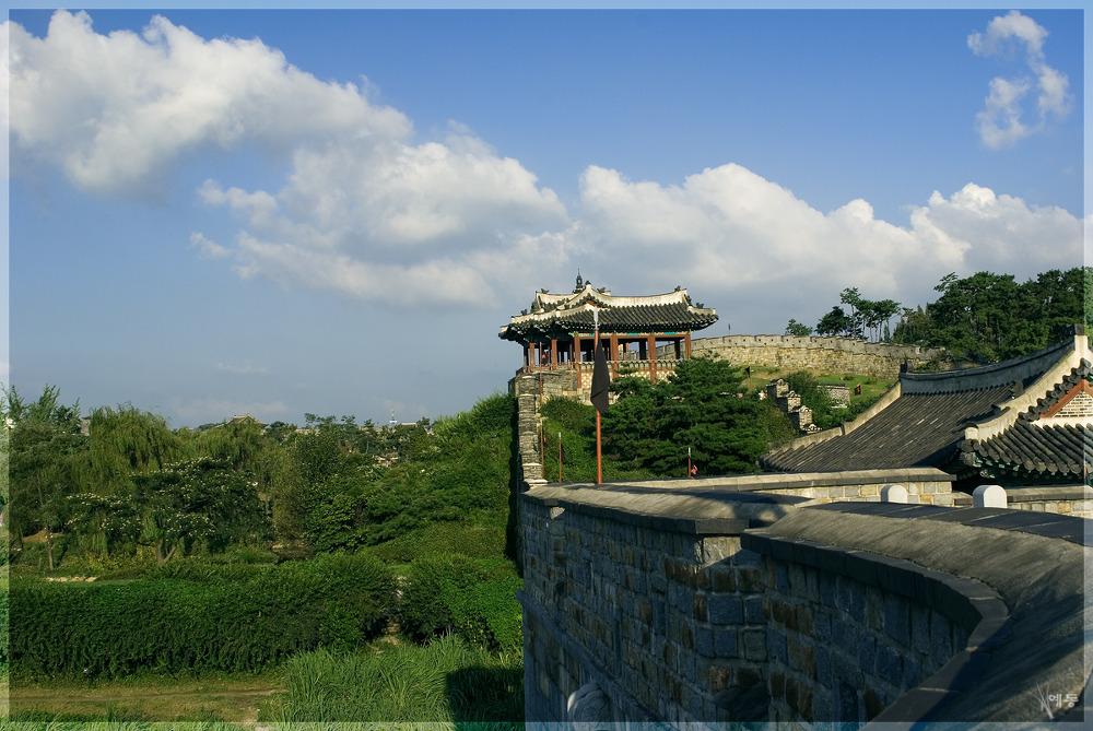 수원 화성 화홍문('10.09.04)