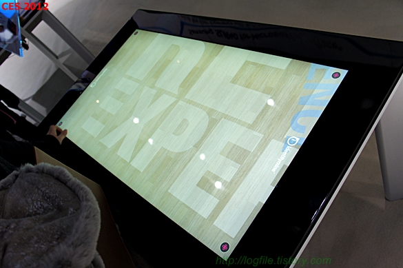 삼성전자 테이블 PC SUR40 서피스 (픽셀센스)
