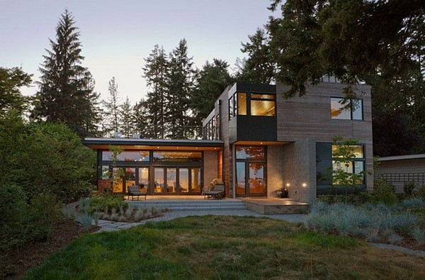 for Modern prefab homes seattle