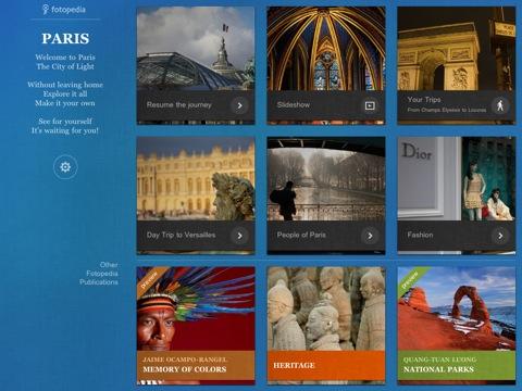아이폰 사진 여행 파리 포토피아 Fotopedia Paris