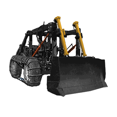 Bulldozer from Open-source Ecology