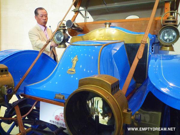 세계자동차제주박물관, Clement Bayard