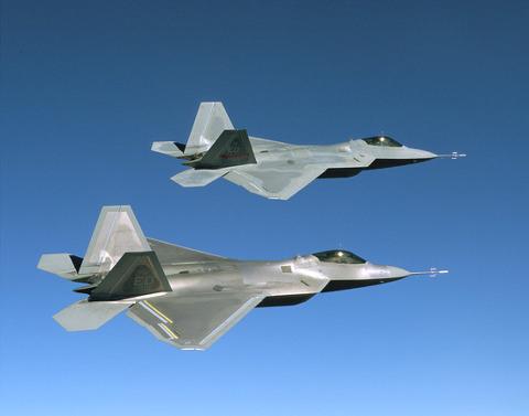 F-22 랩터 전투기
