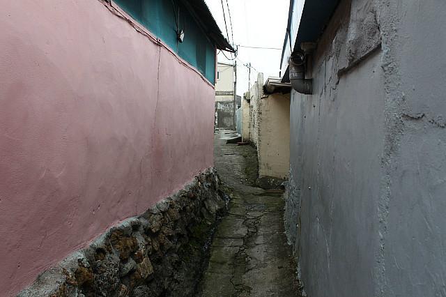 목포가볼만한곳, 목포여행, 통영동 피랑마을, 동명동 77계단6