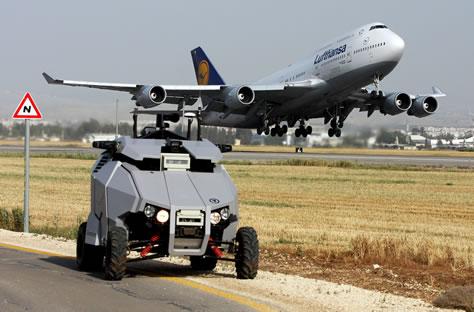벤구리온공항 보안 철통?