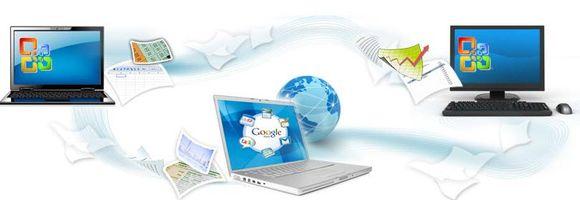 이미지 출처: 구글 이미지 검색, http://www.techvorm.com/microsoft-office-2010-vs-google-docs.html