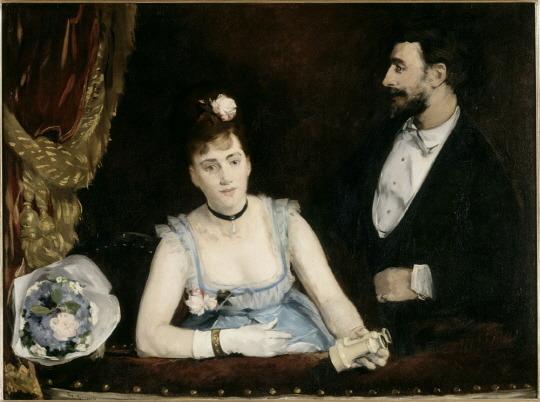 에바 곤잘레스, 극장 <이탈리안>의 특석
