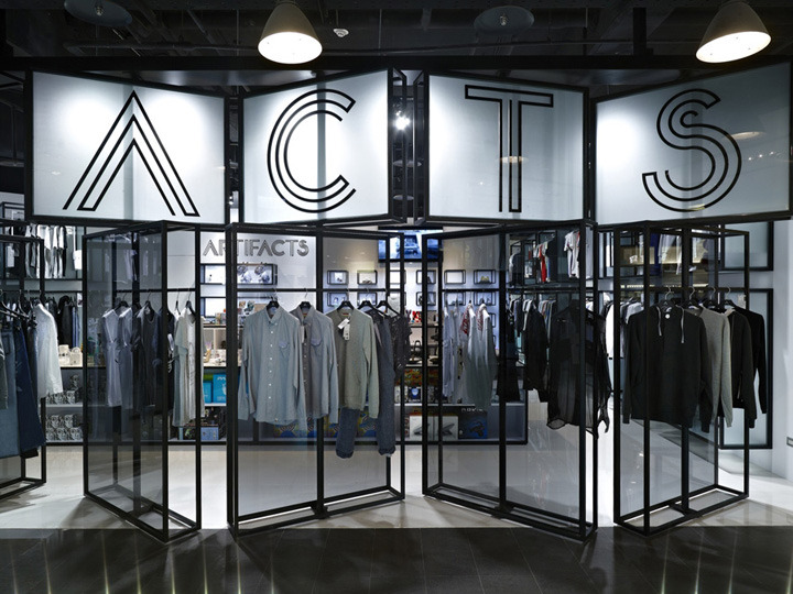 D ds clothing store