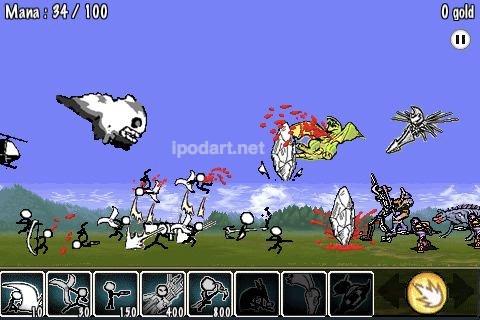 전략 디펜스 게임-카툰워즈-Cartoon Wars-