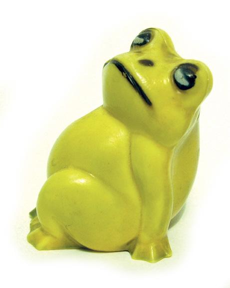 노란 개구리