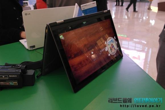 윈도우8 컨버터블PC