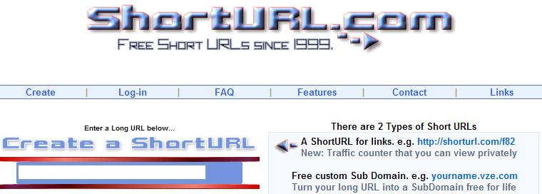 shortURL