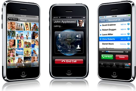 이미지 출처: 구글 이미지 검색, http://bindapple.com/iphone-2g/, 일부 편집수정
