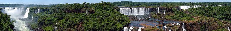 이구아수 폭포(Iguazu Falls, Iguassu Falls)