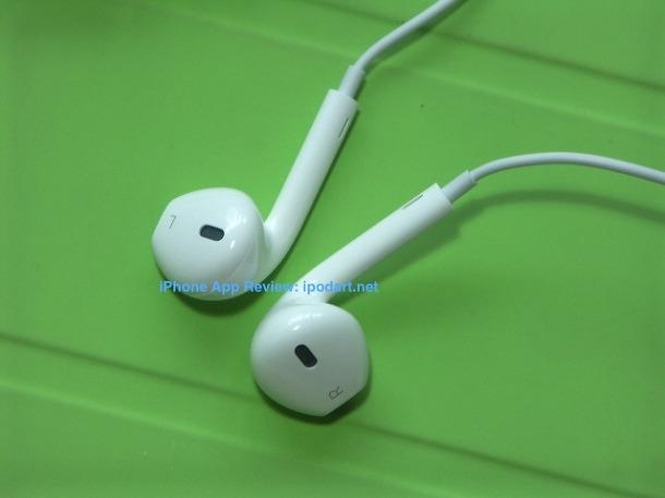 아이폰5 이어팟