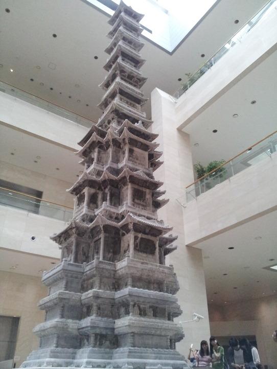 국립중앙박물관 - 경천사 10층 석탑