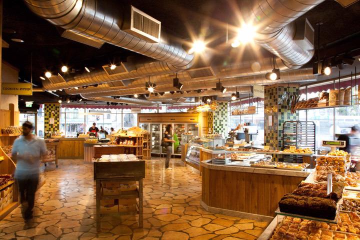 Cafe De Paris Jerusalem Menu
