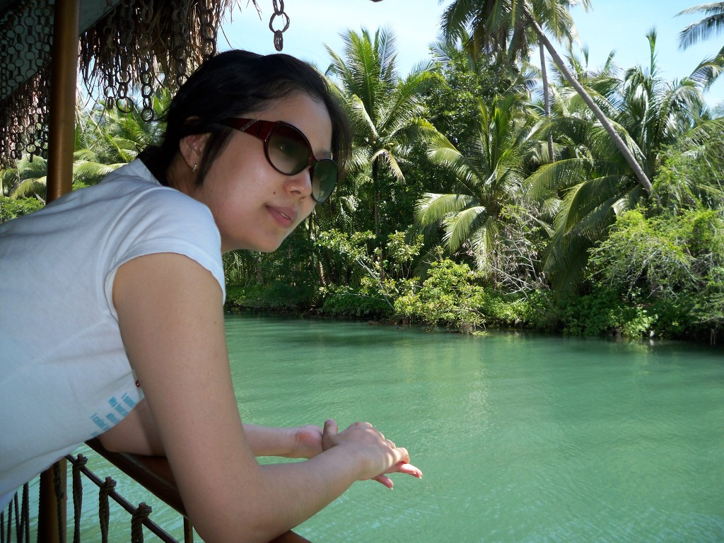 도연 in the world - Bohol island in the Philipines