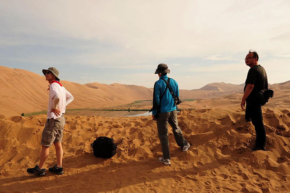 라브랑스 그리고 바단지린사막(2)