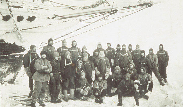 shackleton leadership in crisis Provides an opportunity to examine leadership and entrepreneurship in the context of ernest shackleton's 1914 antarctic expedition, a compelling story of crisis.
