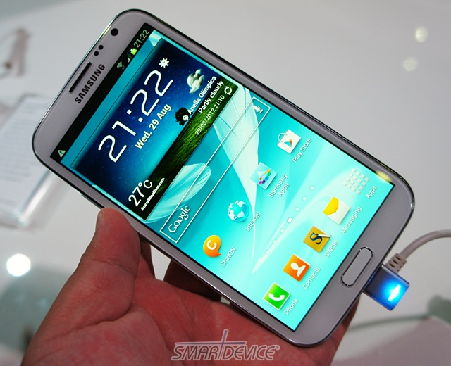 Galaxy Note II benchmark,Galaxy Note II, GT-N7100, IFA, 갤럭시노트 II, 벤치마크, 갤럭시 노트2, 갤럭시 노트2 벤치마크