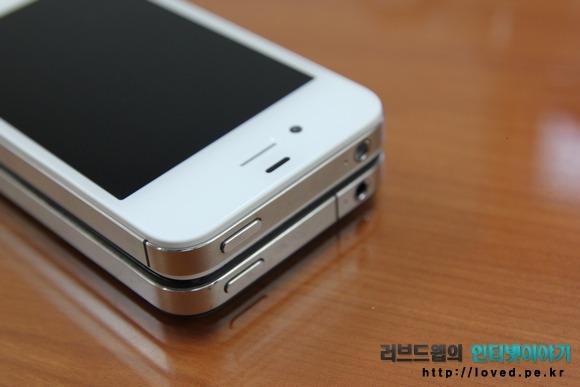 아이폰4S, 아이폰4S 화이트, 아이폰4S 후기, 아이폰4, 아이폰4 아이폰4S 비교