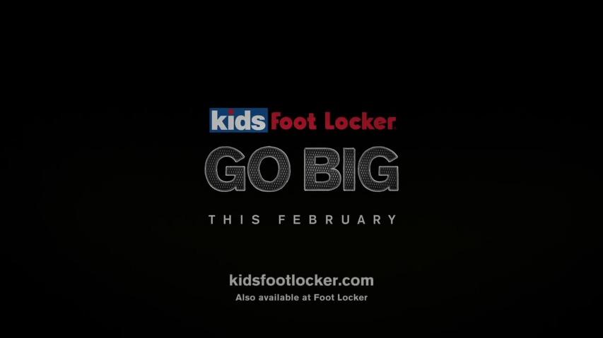 NBA스타 앤서니 데이비스(Anthony Davis)의 동심파괴! 키즈 풋락커(Kids Foot Locker)의 TV광고 '버저비터(Buzzer Beater)'편 [한글자막]