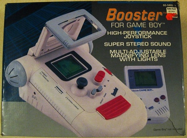 Gameboy Booster