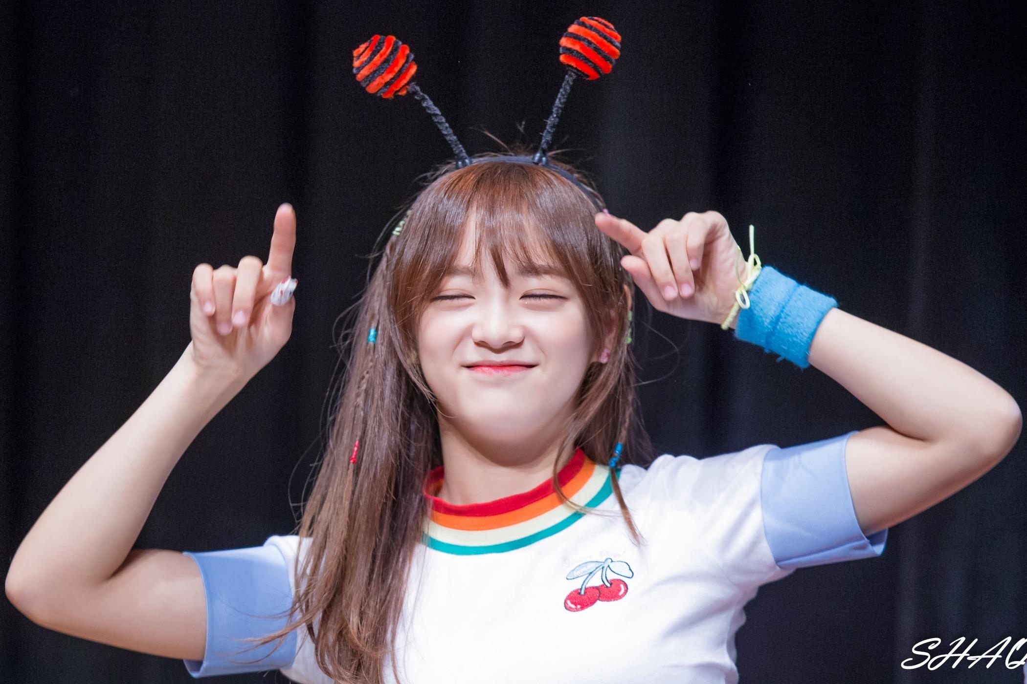 161029 강남 팬싸인회 아이오아이
