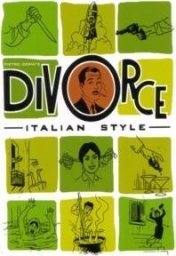 포스터 이혼 - 이탈리언 스타일